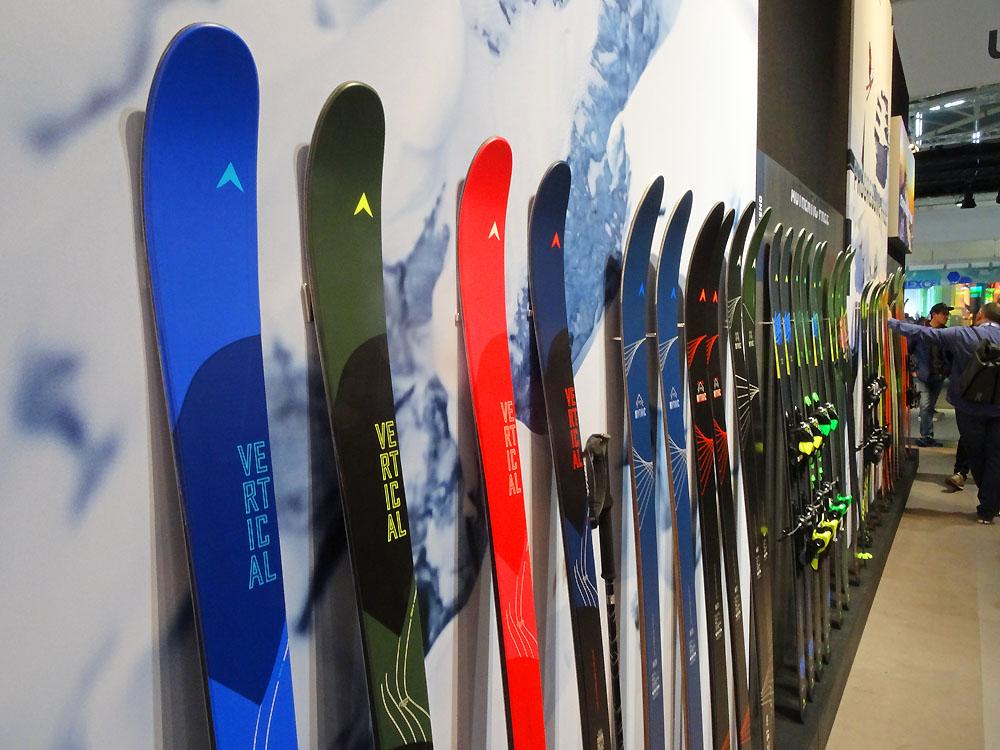 Les nouveautés ski de rando 2020 en direct de l'ISPO