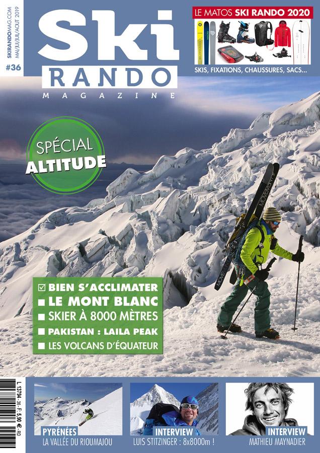 Ski rando magazine n°36