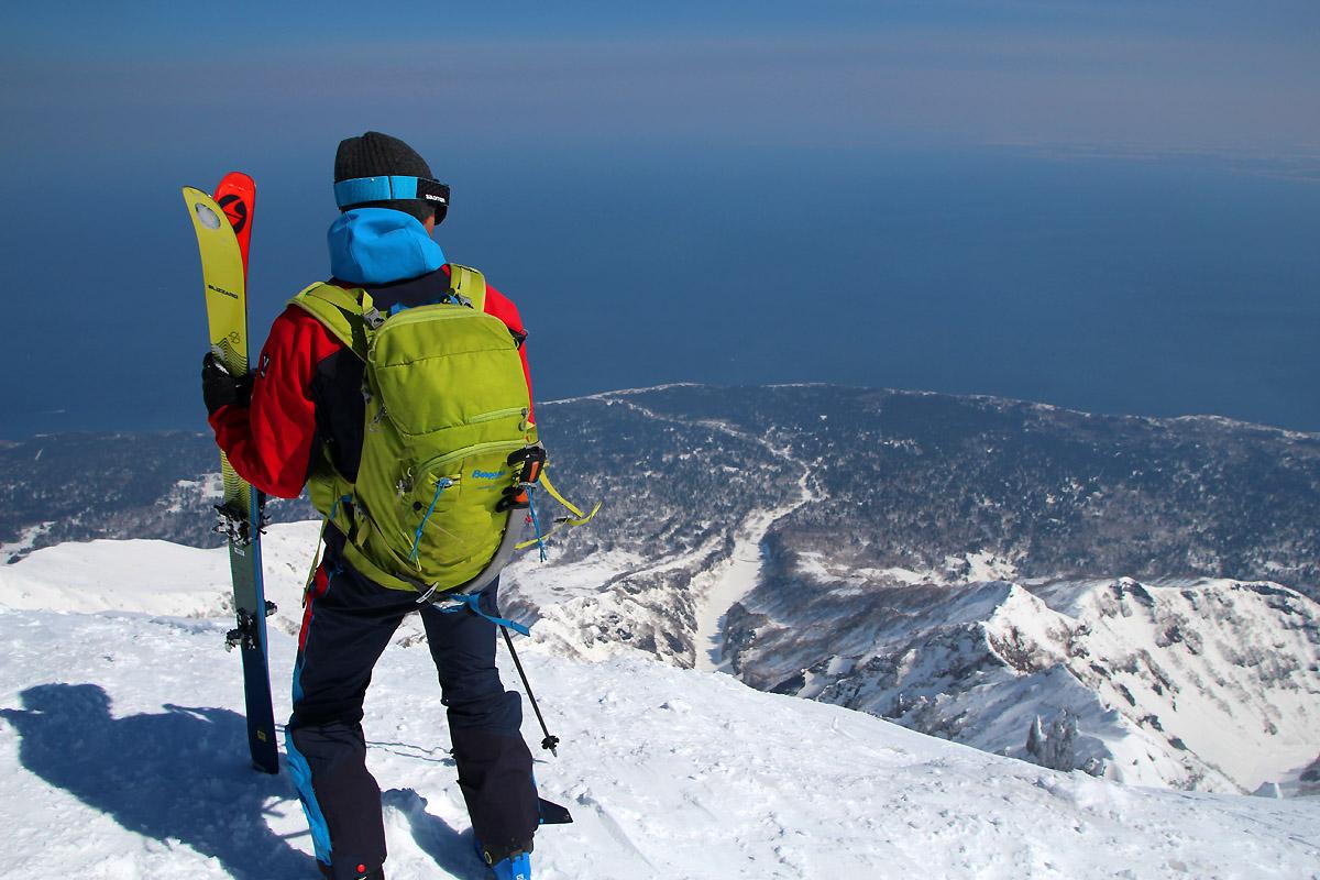 (En direct) Ski de rando au Japon - MAJ16/04
