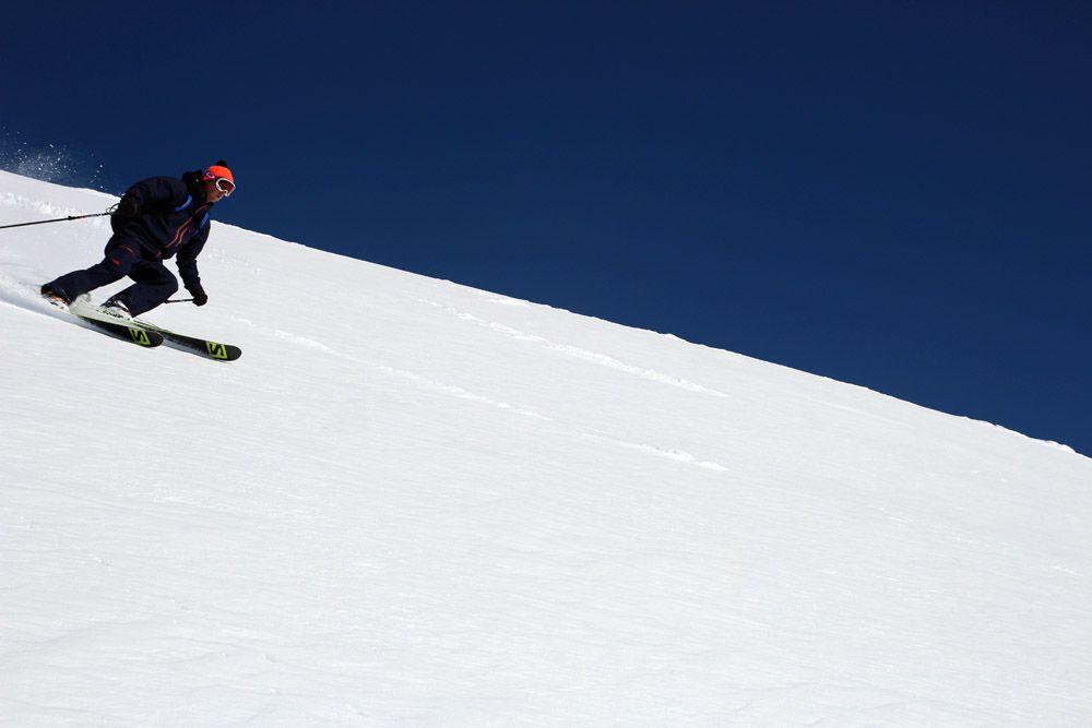 test ski randonnée
