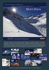 Les plus belles traces du Mont Blanc