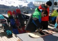 C'est plus simple les réglages des tests skis !!
