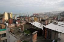Le port de Trabzon