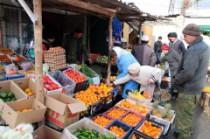Le marché d'Anan Yevo