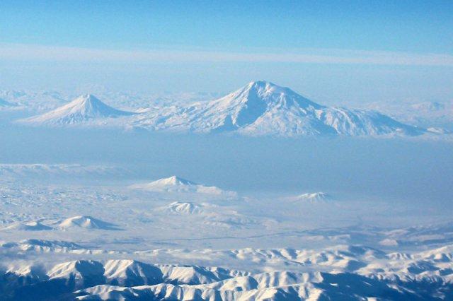 Mont Ararat - 5137m