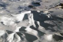 Le volcan Didi Abuli - voir article ski rando mag n°19 en cours !