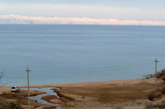 Le lac Issyk Kul