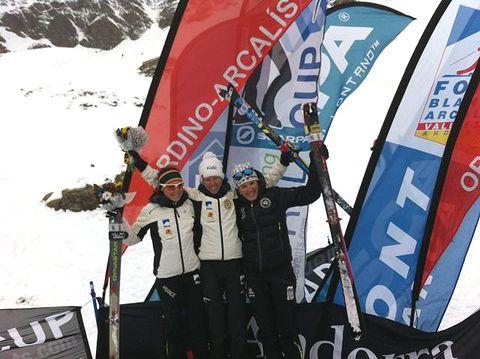 FONT BLANCA 2015 , photo http://www.ski-alpinisme.com