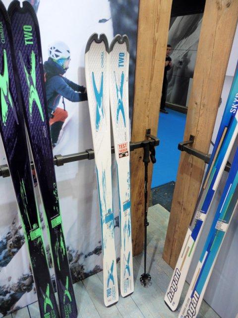 Un ski fille chez Hagan