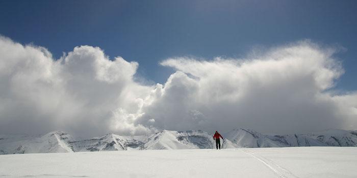 ski de randonnée au Maroc