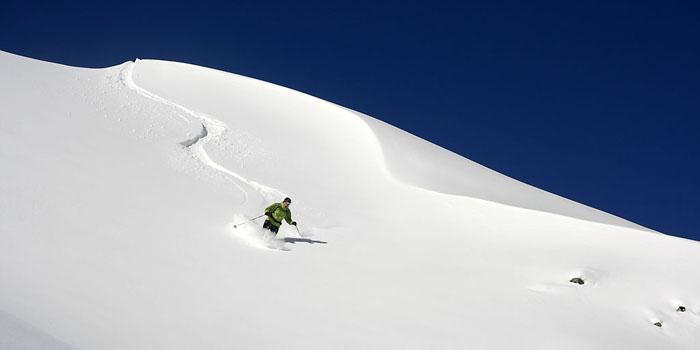 ski de randonnée à Artouste