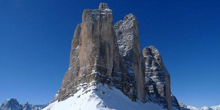 Dolomites, les Tre Cime Di Lavaredo