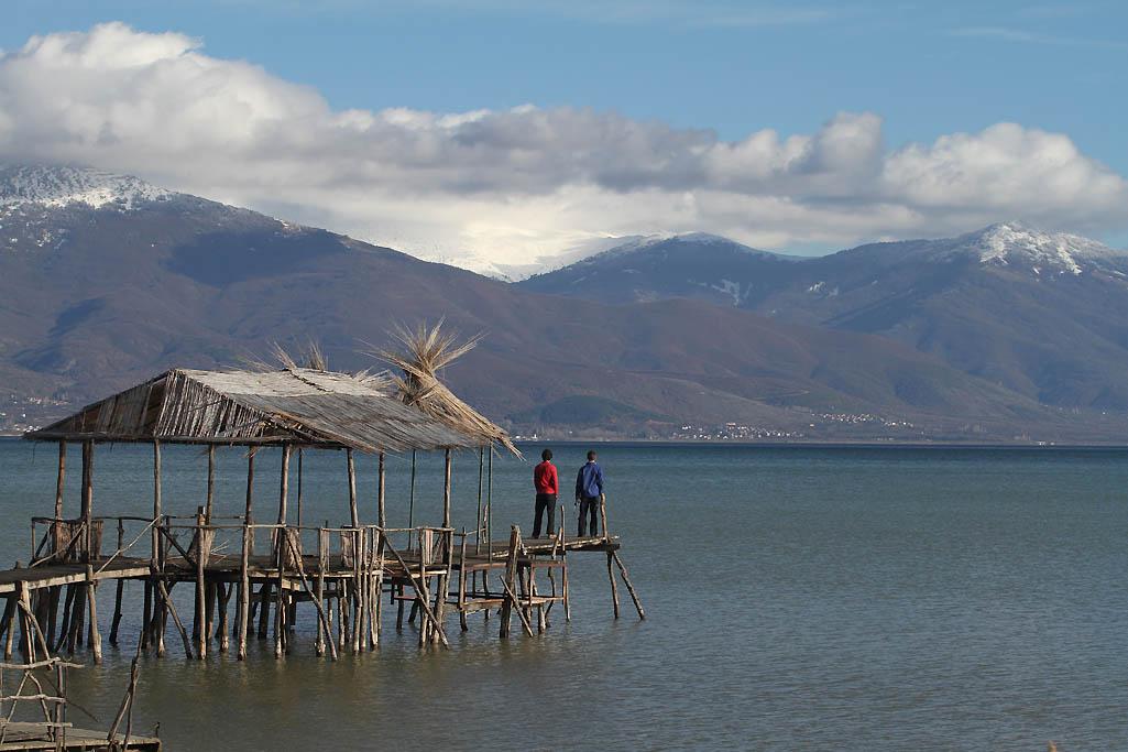Macédoine, les Baba Mountains