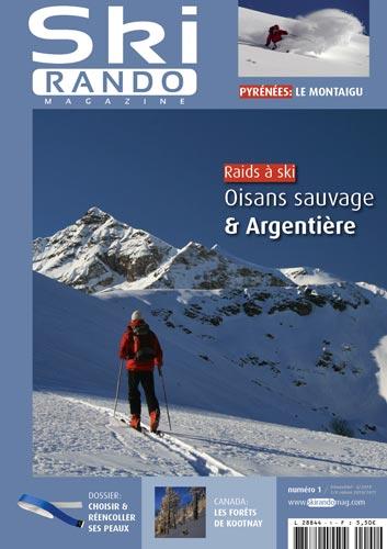 Ski rando magazine n°1