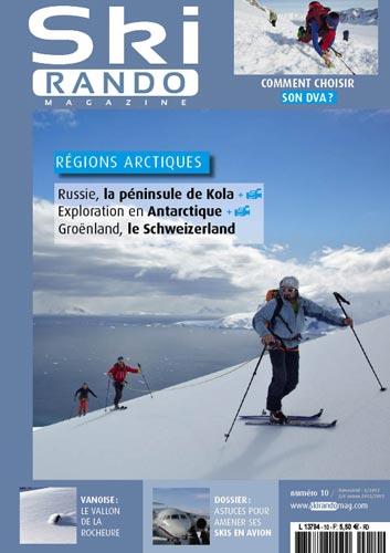 Ski rando magazine n°10