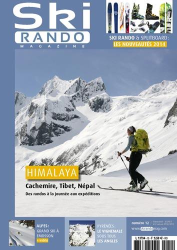Ski rando magazine n°12