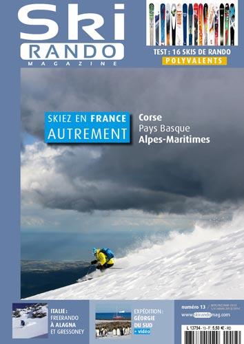 Ski rando magazine n°13
