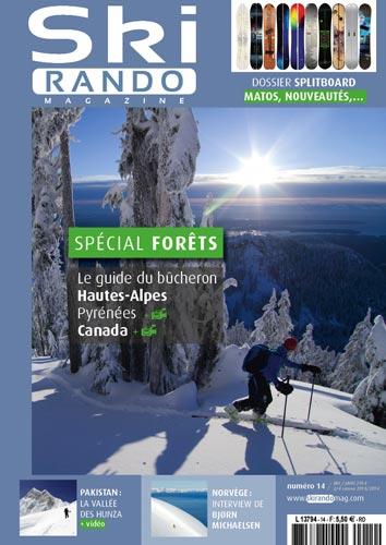 Ski rando magazine n°14