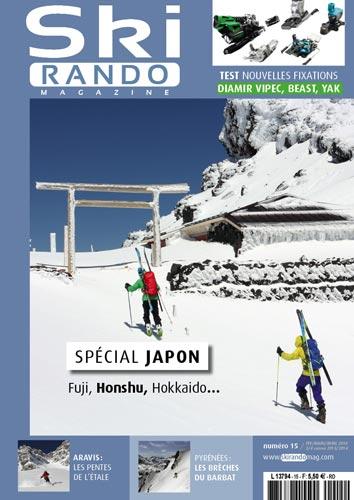 Ski rando magazine n°15