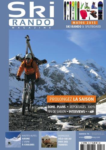 Ski rando magazine n°16