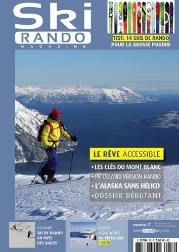 Ski rando magazine n°17