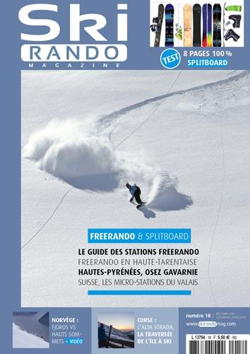 Ski rando magazine n°18