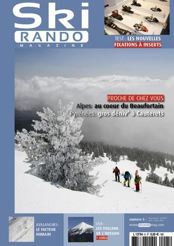 Ski rando magazine n°5
