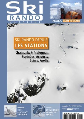Ski rando magazine n°7