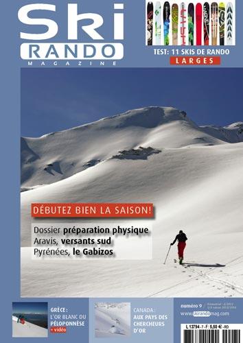 Ski rando magazine n°9