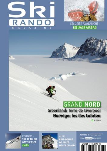 Ski rando magazine n°6
