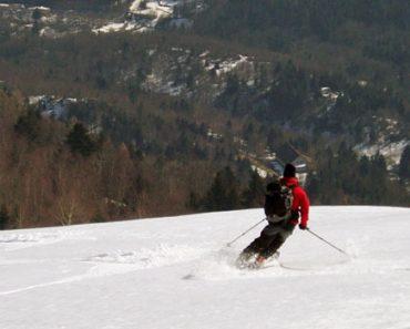ski de randonnée dans les vosges