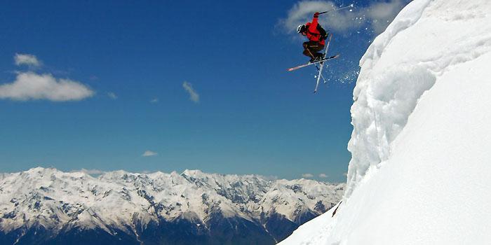 Ski de randonnée en Géorgie, une odyssée Georgienne