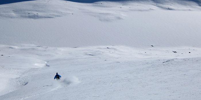 Ecosse, ski de randonnée dans les Cairngorms