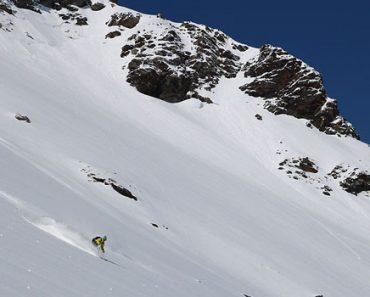 Ski de rando à Piau
