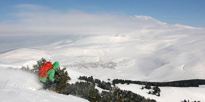 Road trip volcanique dans le Petit Caucase