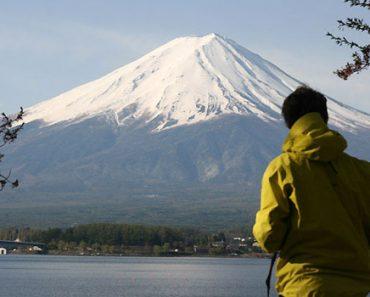 ski de rando fuji