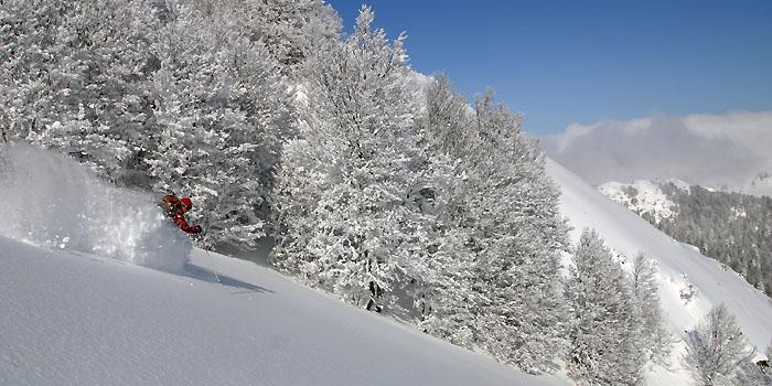 Comment trouver la bonne neige?