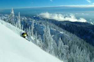 Ski de randonnée au Canada