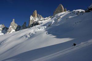 ski de randonnée en Argentine