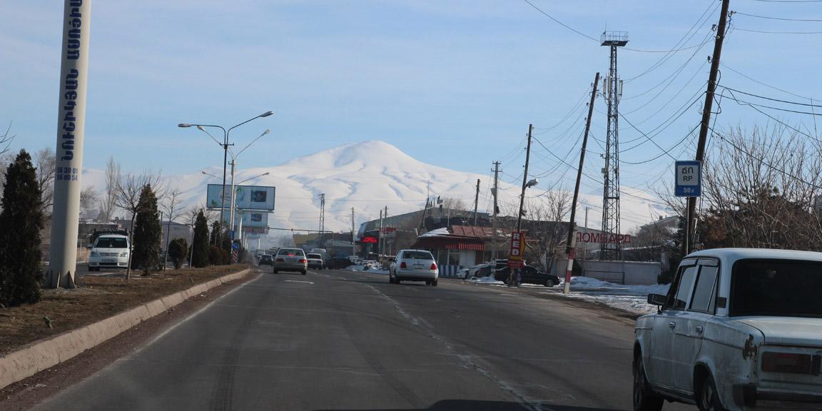 Arménie, autour du lac Sevan