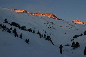 ski de randonnee en espagne