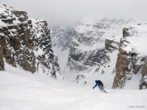 ski de randonnée italie