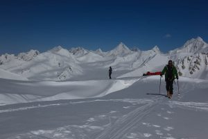 ski de randonnée au Pakistan