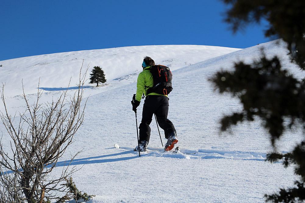 ski de rando Peyragudes