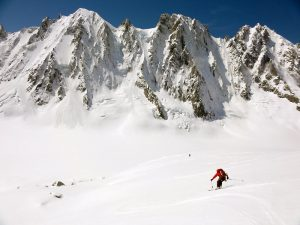 ski de randonnée hautes-savoie