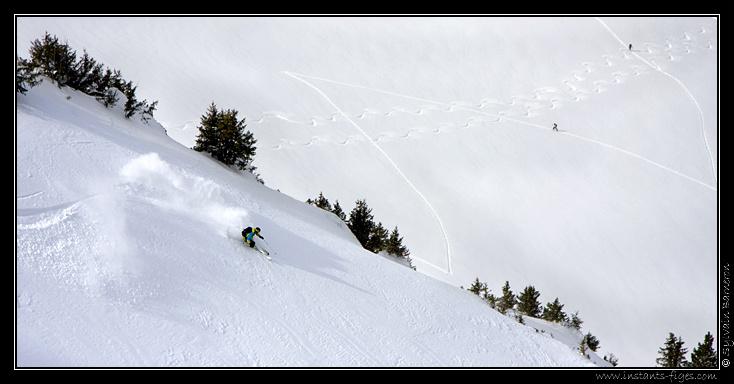 Freerando et ski de rando à la Sambuy