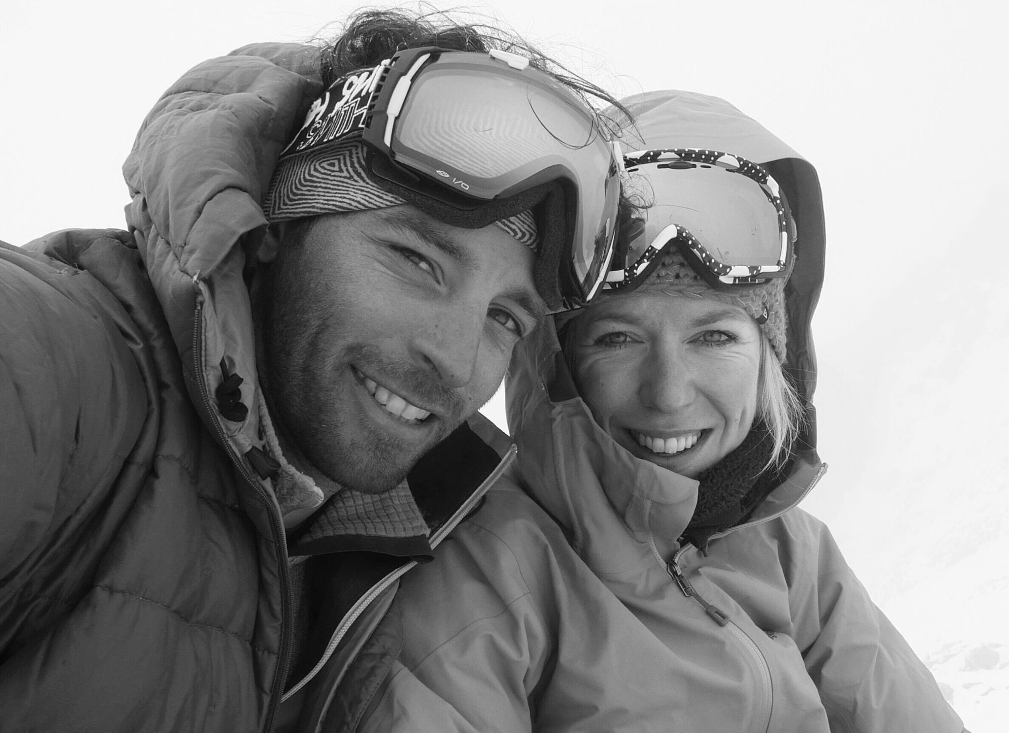 12 mois d'hiver : interview de Carole et Boris