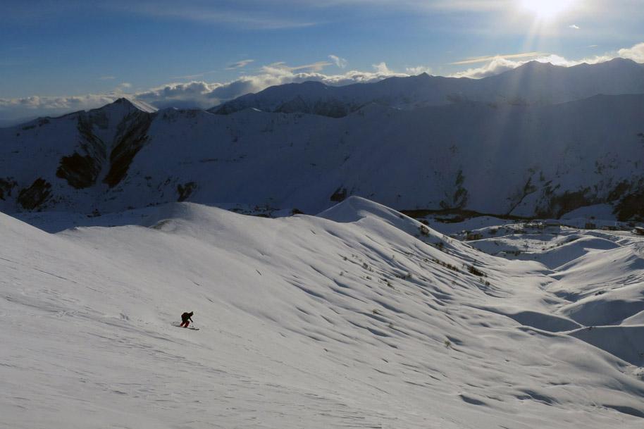Ski de rando dans le Caucase