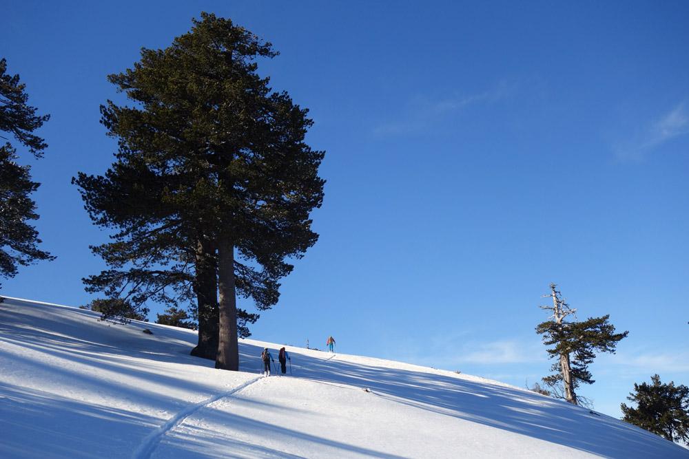 Raid à ski en Grèce : traversée du Pinde
