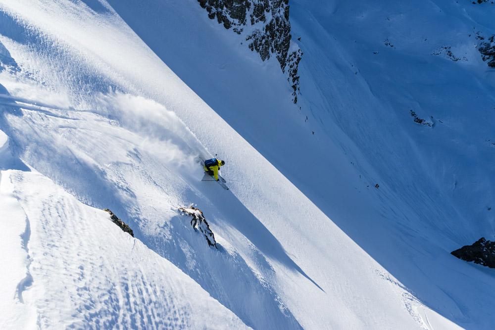 Ski de rando à Montgenèvre à la carte